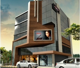 Alappat Shopping Complex , Thrissur